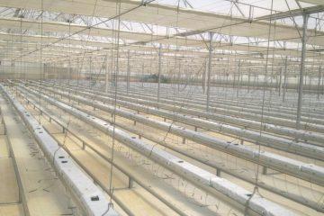 Greenhouse Gutter System